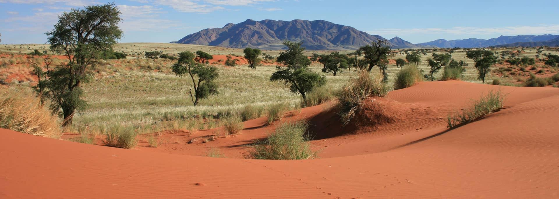 NamibRand Namibie